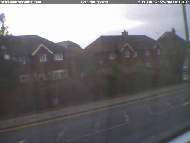 An example weather webcam image